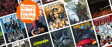 IZNEO BLACK FRIDAY Comics und Manga ab 1€99