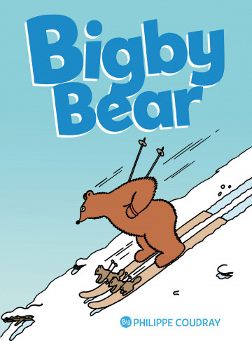 Bigby Bear - Philippe Coudray