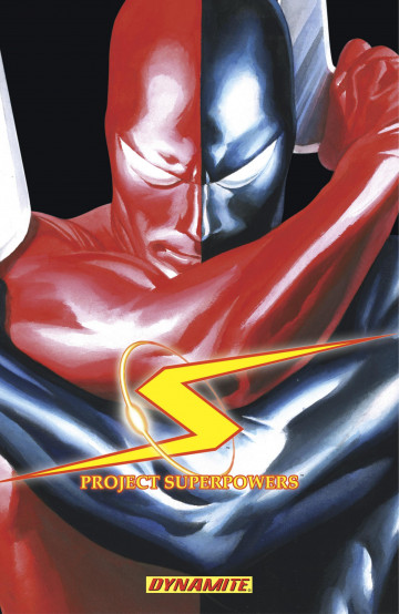 Project Superpowers - Jim Krueger