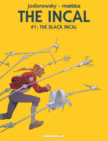 The Incal - Alexandro Jodorowsky