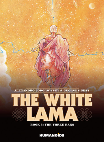 The White Lama - Alexandro Jodorowsky
