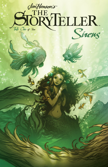 Jim Henson's The Storyteller: Sirens - Jim Henson