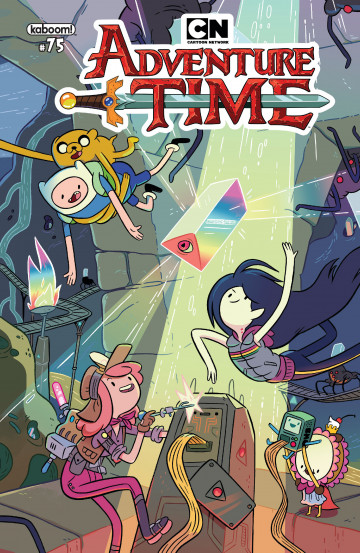 Adventure Time - Christopher Hastings