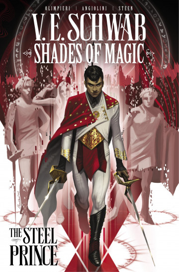 Shades of Magic - V.E. Schwab