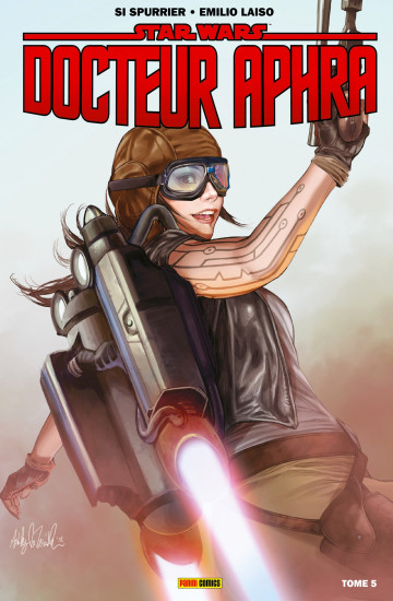 Star Wars : Docteur Aphra - Si Spurrier