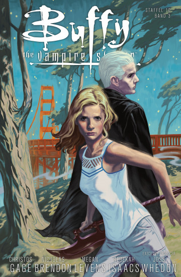 Buffy The Vampire Slayer - Staffel 10 - Christos Gage