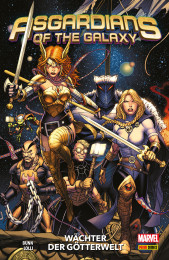 V.1 - Asgardians of the Galaxy