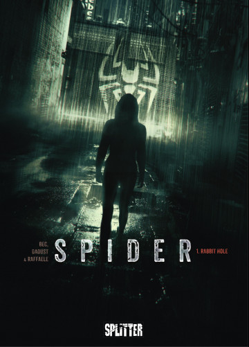 Spider - Christophe Bec