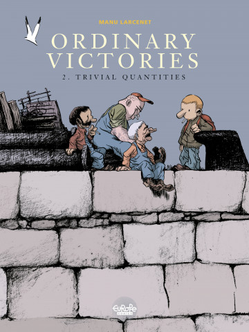 Ordinary Victories - Manu Larcenet