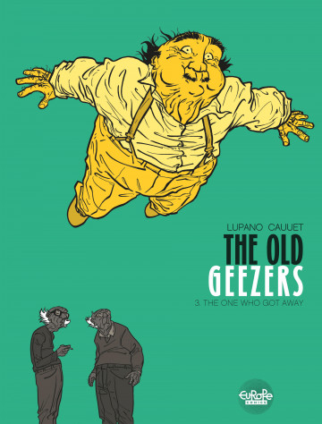 The Old Geezers - Paul Cauuet