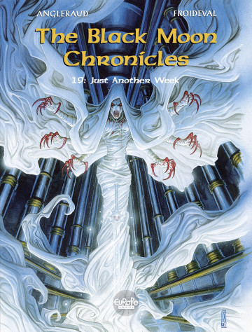 The Black Moon Chronicles - Froideval François