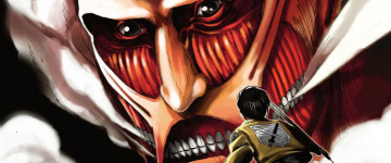 A tribute to Attack on Titan! The pop culture sensation!