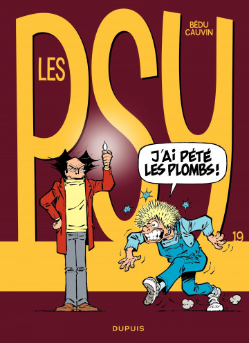 Les Psy - Raoul Cauvin