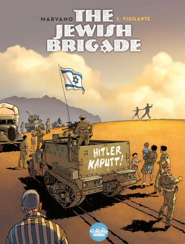 The Jewish Brigade - Marvano