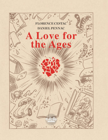 A Love for the Ages - Florence Cestac