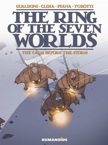 The Ring of the Seven Worlds - Davide Turotti