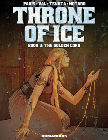 Throne of Ice - Alain Paris