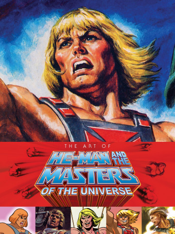 Art of He Man and the Masters of the Universe - Various Authors, Various Artists