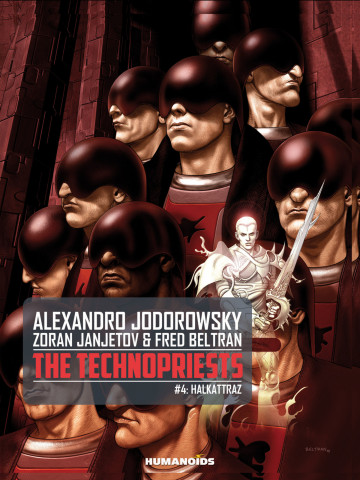 The Technopriests - Alexandro Jodorowsky