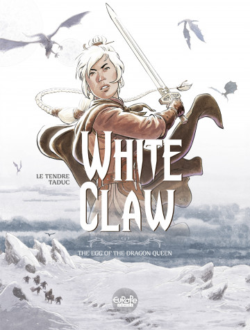 White Claw - TaDuc Olivier