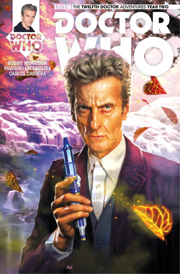 Doctor Who: The Twelfth Doctor - Robbie Morrison