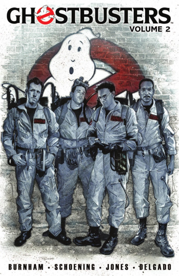 Ghostbusters - Erik Burnham