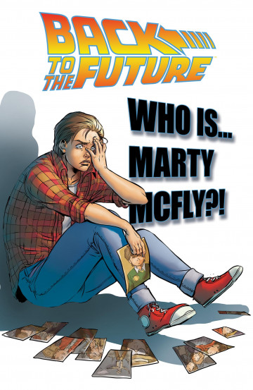 Back To the Future: Who Is Marty McFly - Bob Gale