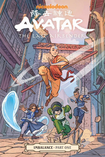 Avatar: The Last Airbender--Imbalance - Faith Erin Hicks