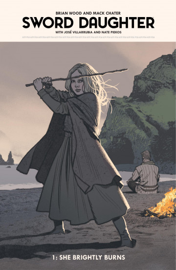 Sword Daughter - Brian Wood