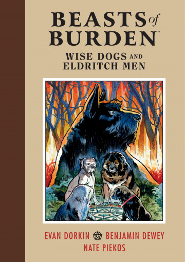 Beasts of Burden - Evan Dorkin