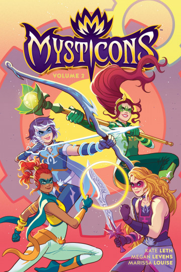 Mysticons - Kate Leth