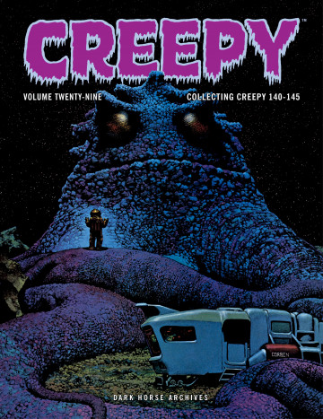 Creepy - Various