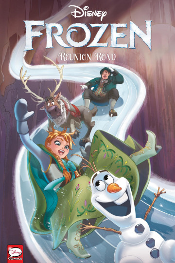 Disney Frozen - Joe Caramagna