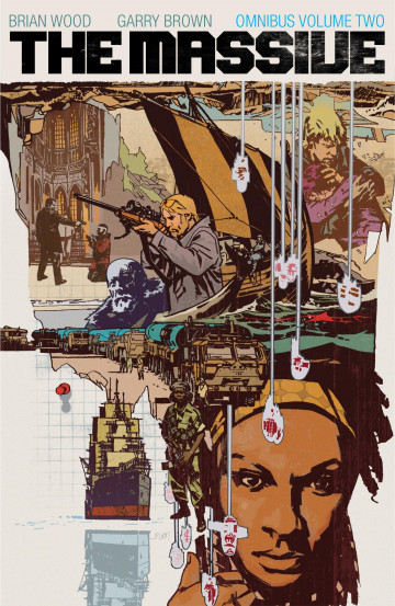 The Massive - Brian Wood