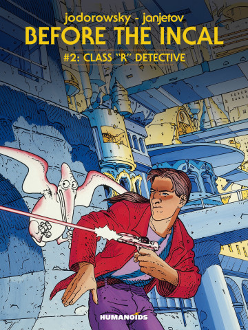 Before The Incal - Alexandro Jodorowsky
