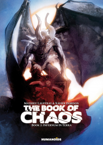The Book of Chaos - Xavier Dorison