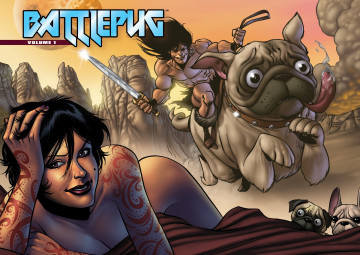 Battlepug - Mike Norton