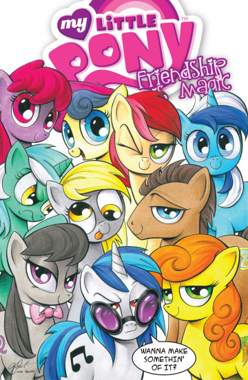 My Little Pony: Friendship is Magic - Katie Cook