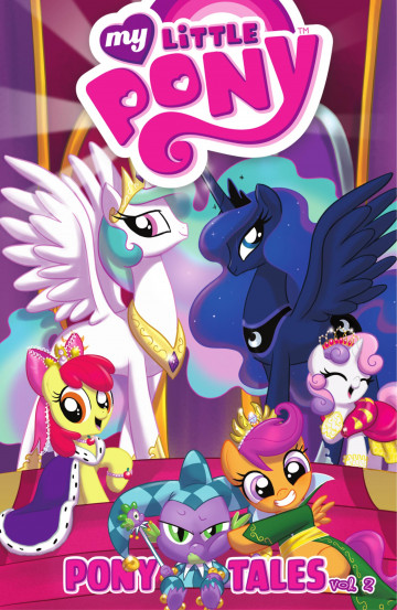 My Little Pony: Pony Tales - Ted Anderson