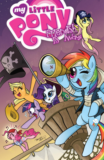 My Little Pony: Friendship is Magic - Heather Nuhfer