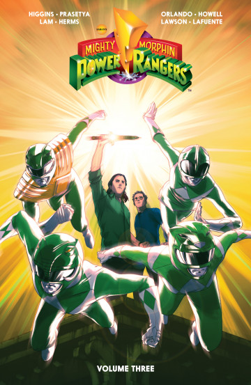 Mighty Morphin Power Rangers - Kyle Higgins