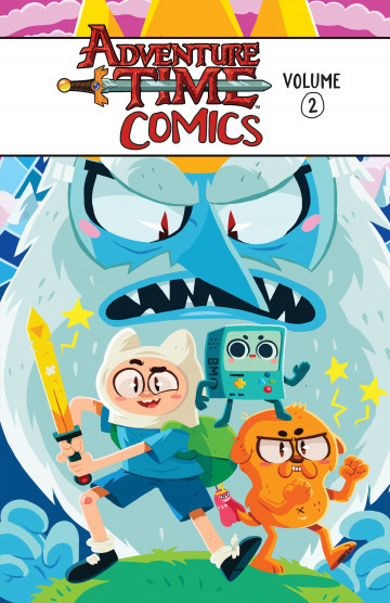 Adventure Time Comics - Pendleton Ward