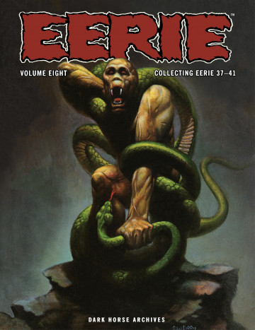 Eerie Archives - Various Authors