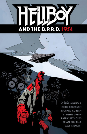 Hellboy and the B.P.R.D. - Mike Mignola