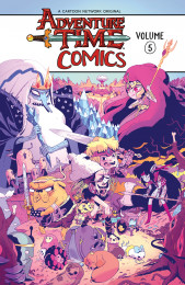 V.5 - Adventure Time Comics