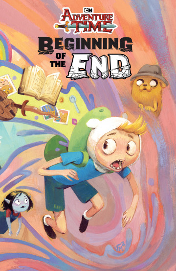 Adventure Time: Beginning of the End - Pendleton Ward