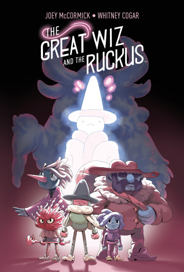 The Great Wiz and the Ruckus - Joey McCormick