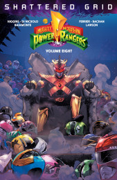 V.8 - Mighty Morphin Power Rangers