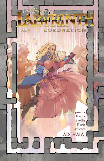 Jim Henson's Labyrinth: Coronation - Simon Spurrier
