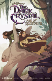 V.2 - Jim Henson's The Dark Crystal: Age of Resistance